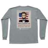 Abraham Lincoln Long Sleeve Tee