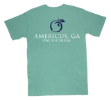 Americus, GA Short Sleeve Hometown Tee