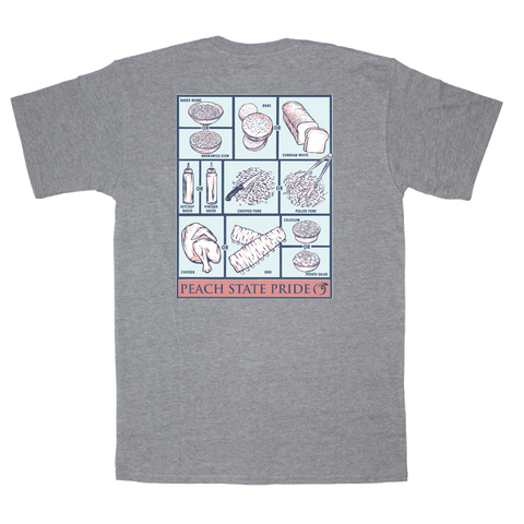 Redfish Short Sleeve Tee