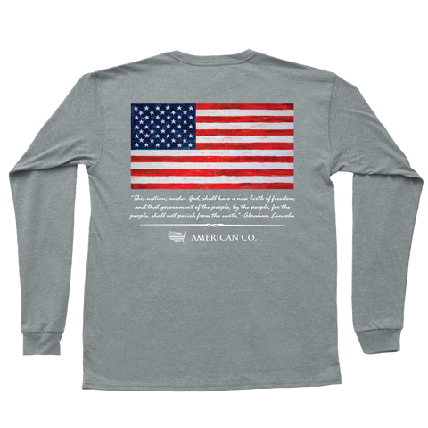 Boston Tea Party Long Sleeve Tee