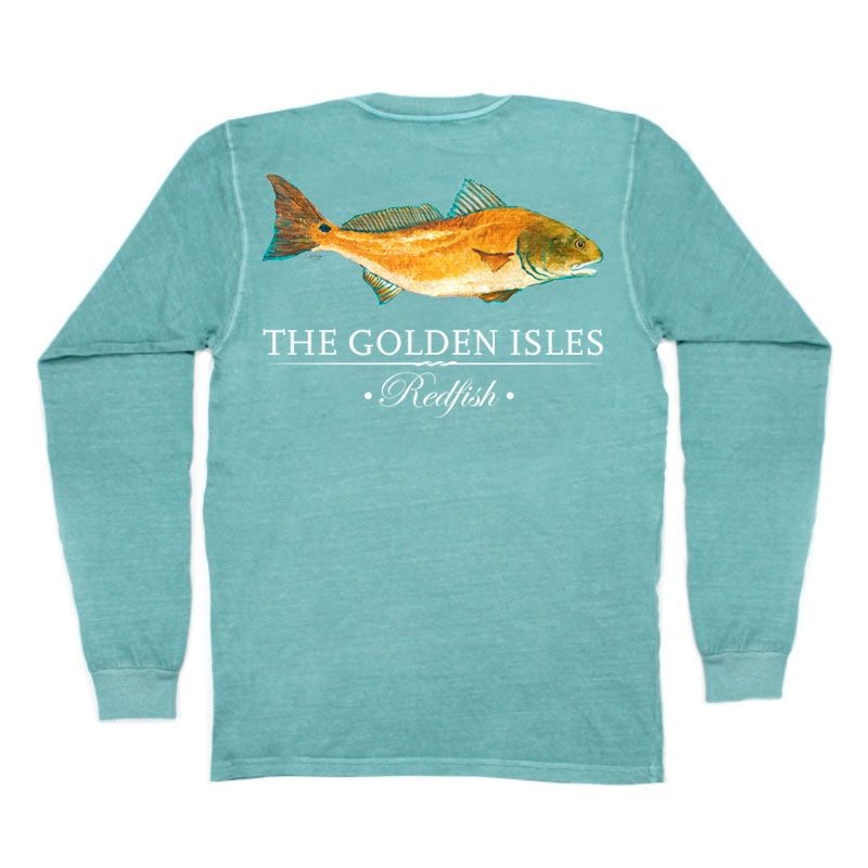 Redfish Long Sleeve Tee