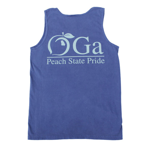 SALE - Georgia Flag Tank