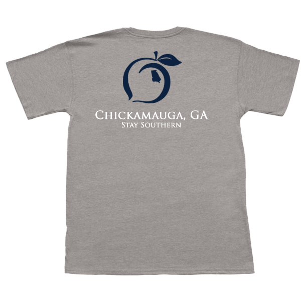 Chickamauga, GA Short Sleeve Hometown Tee