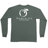 Homer, GA Long Sleeve Hometown Tee
