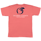 Oconee County Short Sleeve Hometown Tee