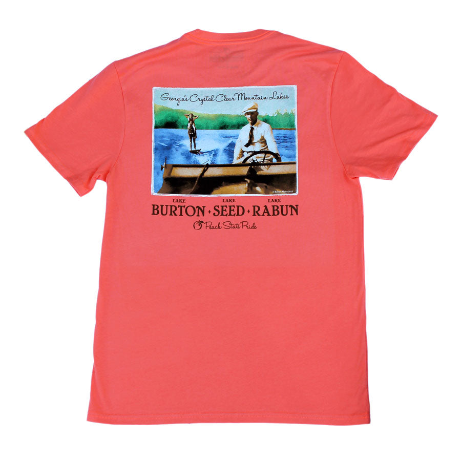 Mountain Lakes Short Sleeve Tee
