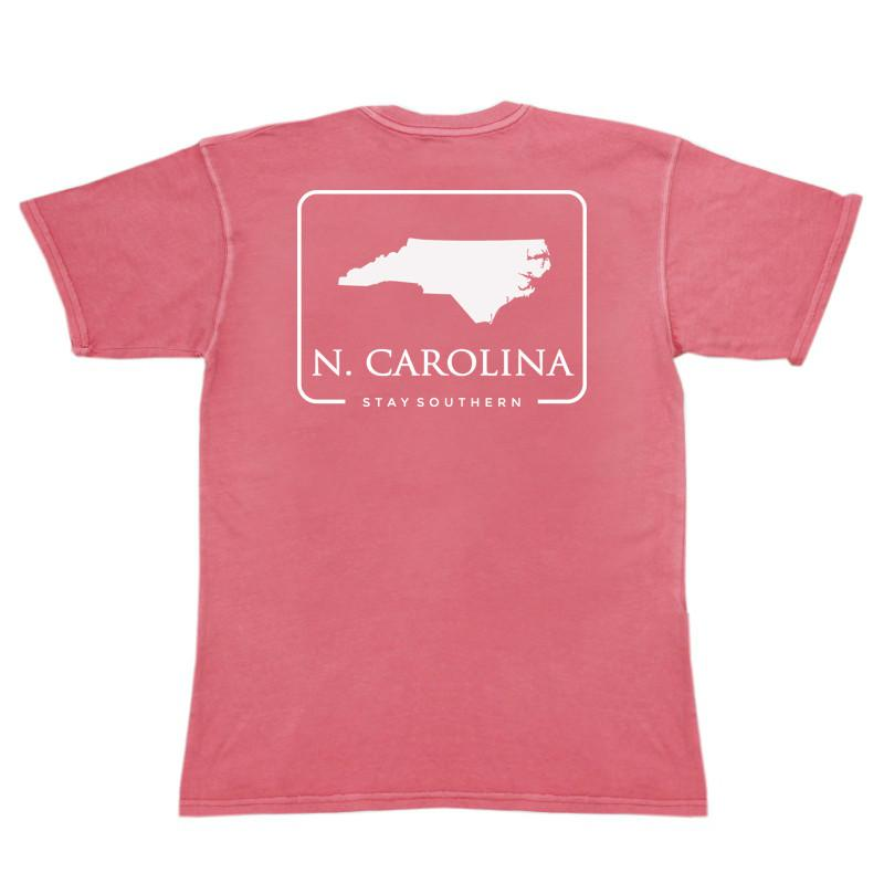 NC Co. Patch Short Sleeve Pocket Tee