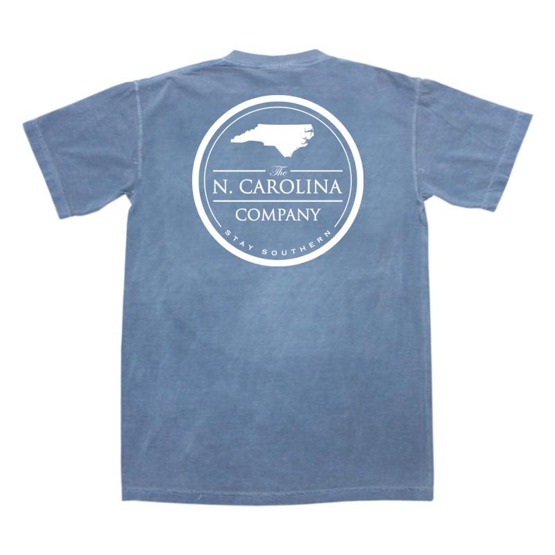 NC Co. Short Sleeve Pocket Tee