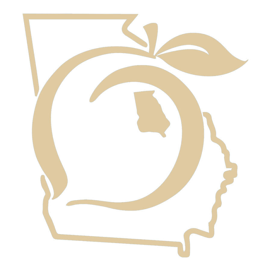 State of Georgia Decal