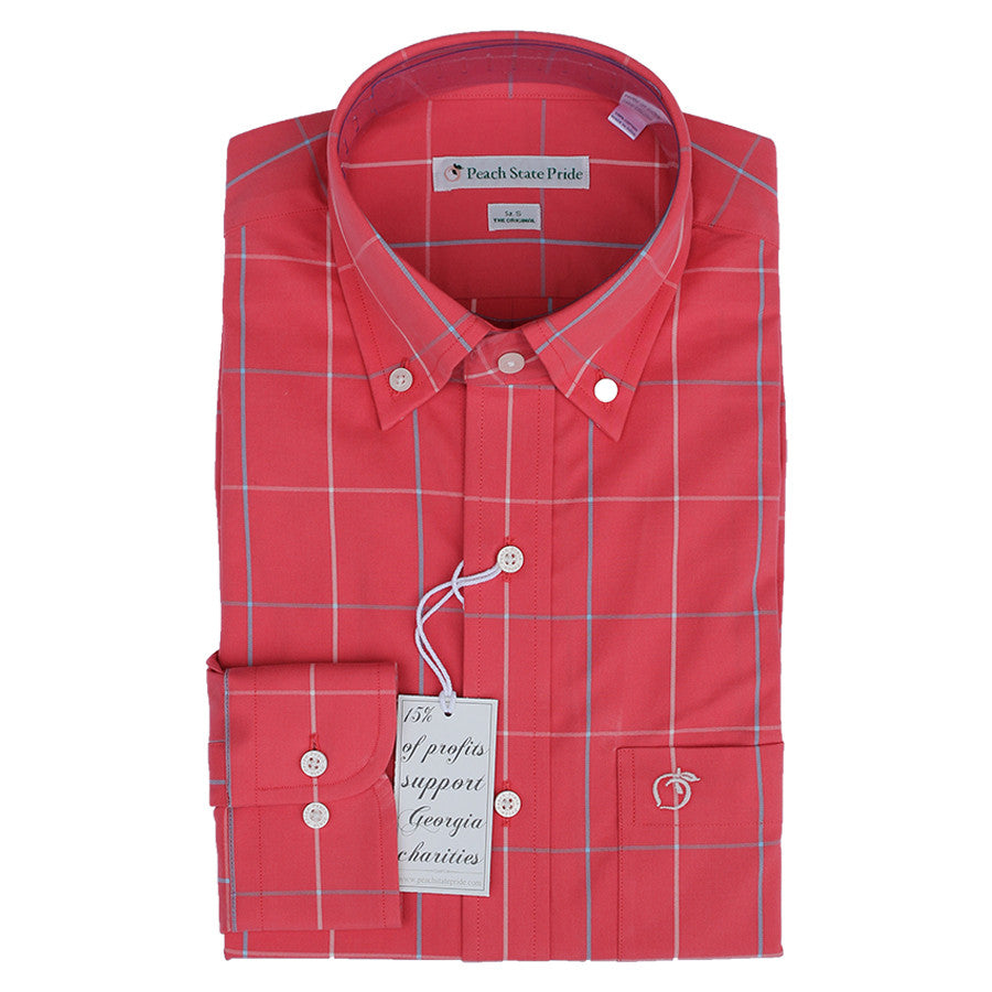 Appalachian Button Down Sport Shirt