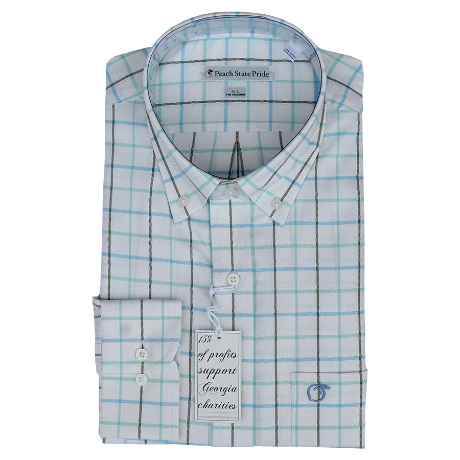 Bartram Button Down Sport Shirt