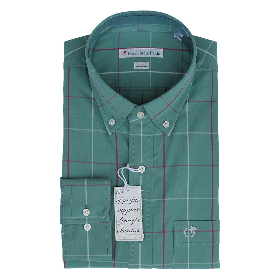 Carter Button Down Sport Shirt