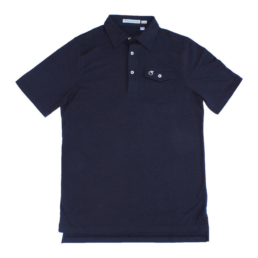 SALE - Ross Polo - Navy