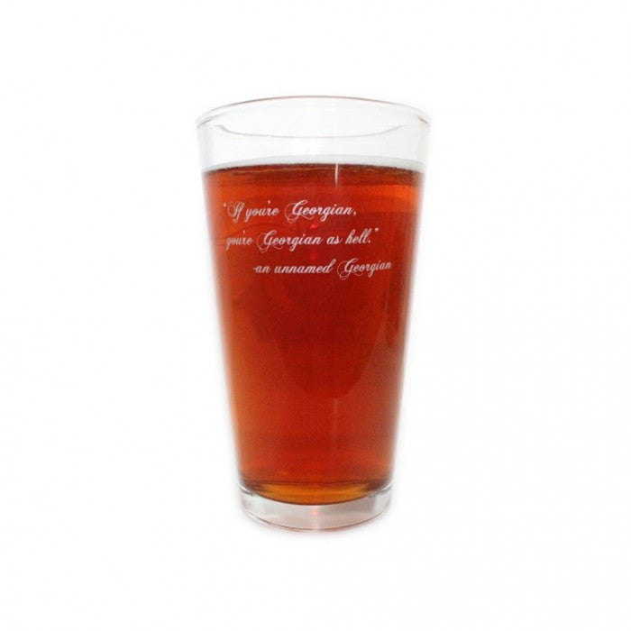 Pint Drinking Glassware