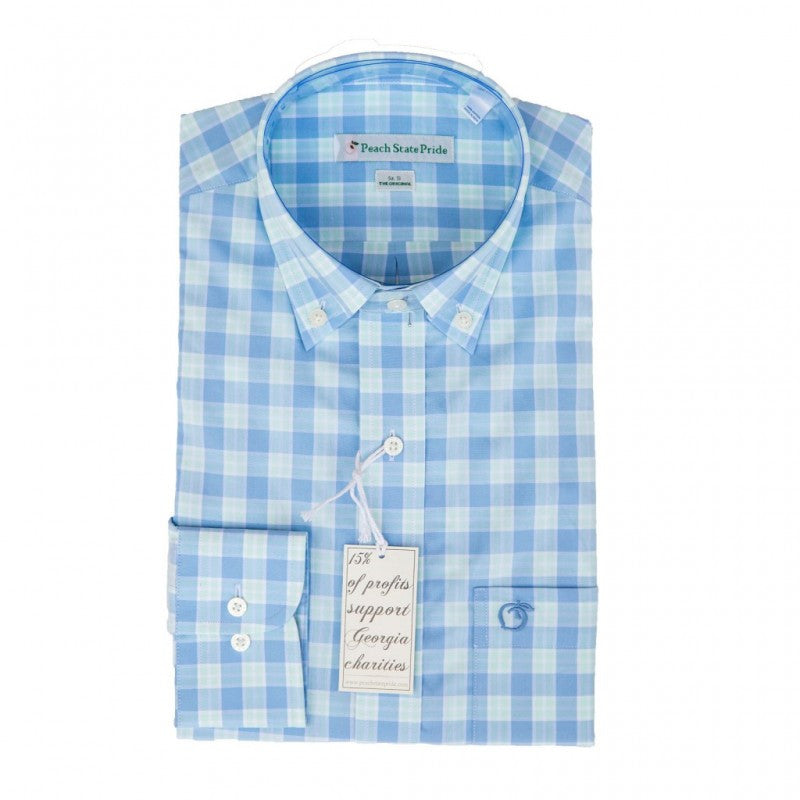 Oconee Button Down Sport Shirt