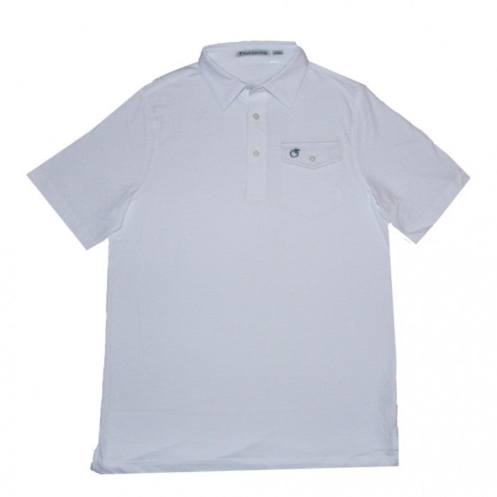 SALE - Ross Polo - White