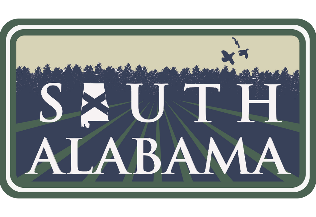 Alabama South Alabama Decal