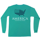 United We Stand Long Sleeve Tee