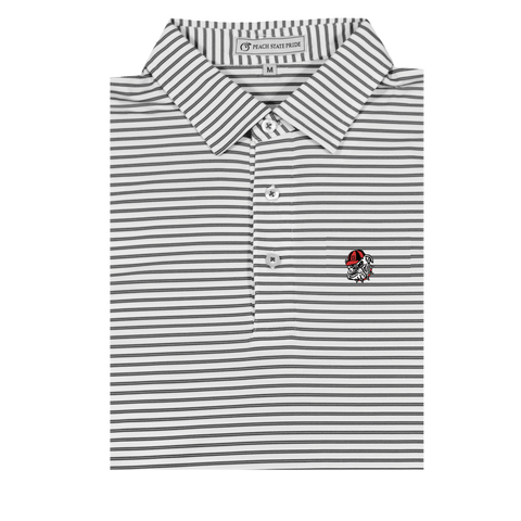 Berckmans Stripe Polo