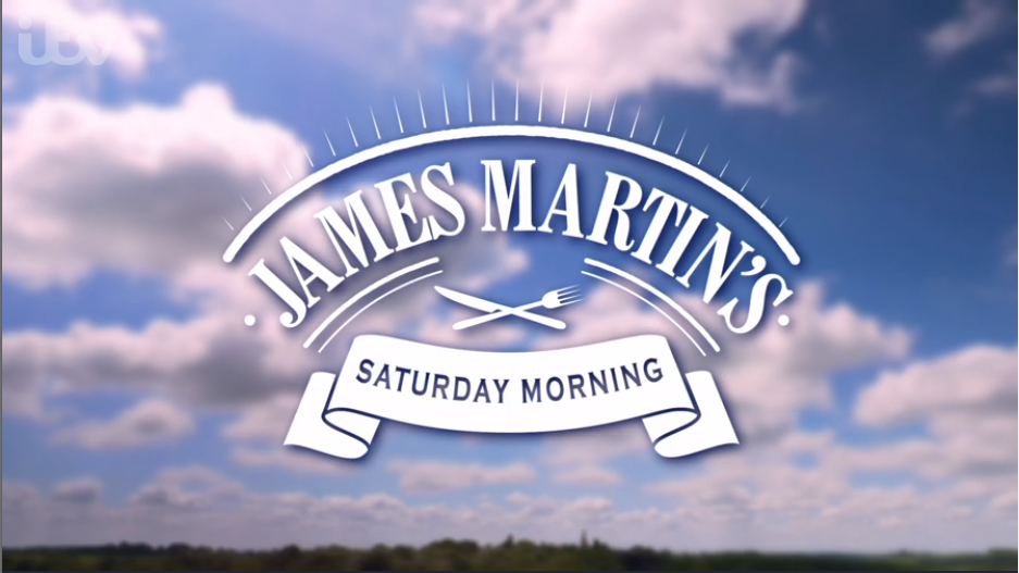 Blink XT Featured on ITV's James Martin's Saturday Morning!