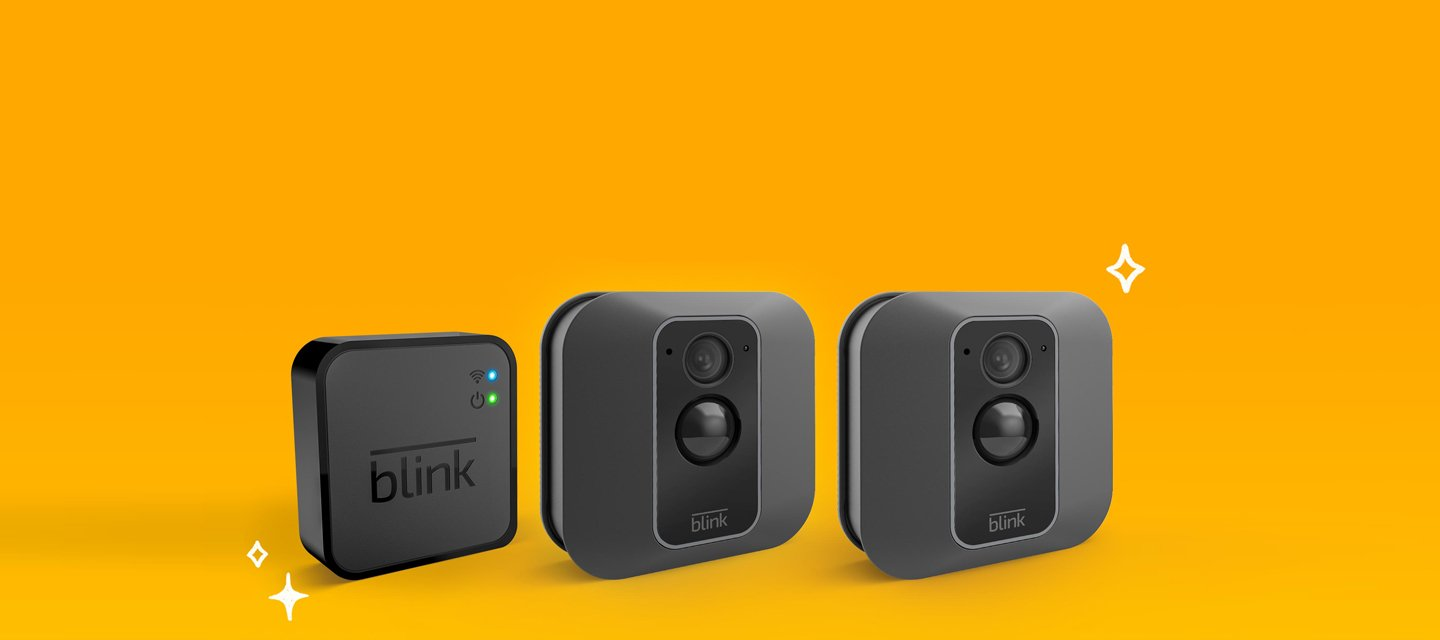 INTRODUCING THE ALL NEW BLINK XT
