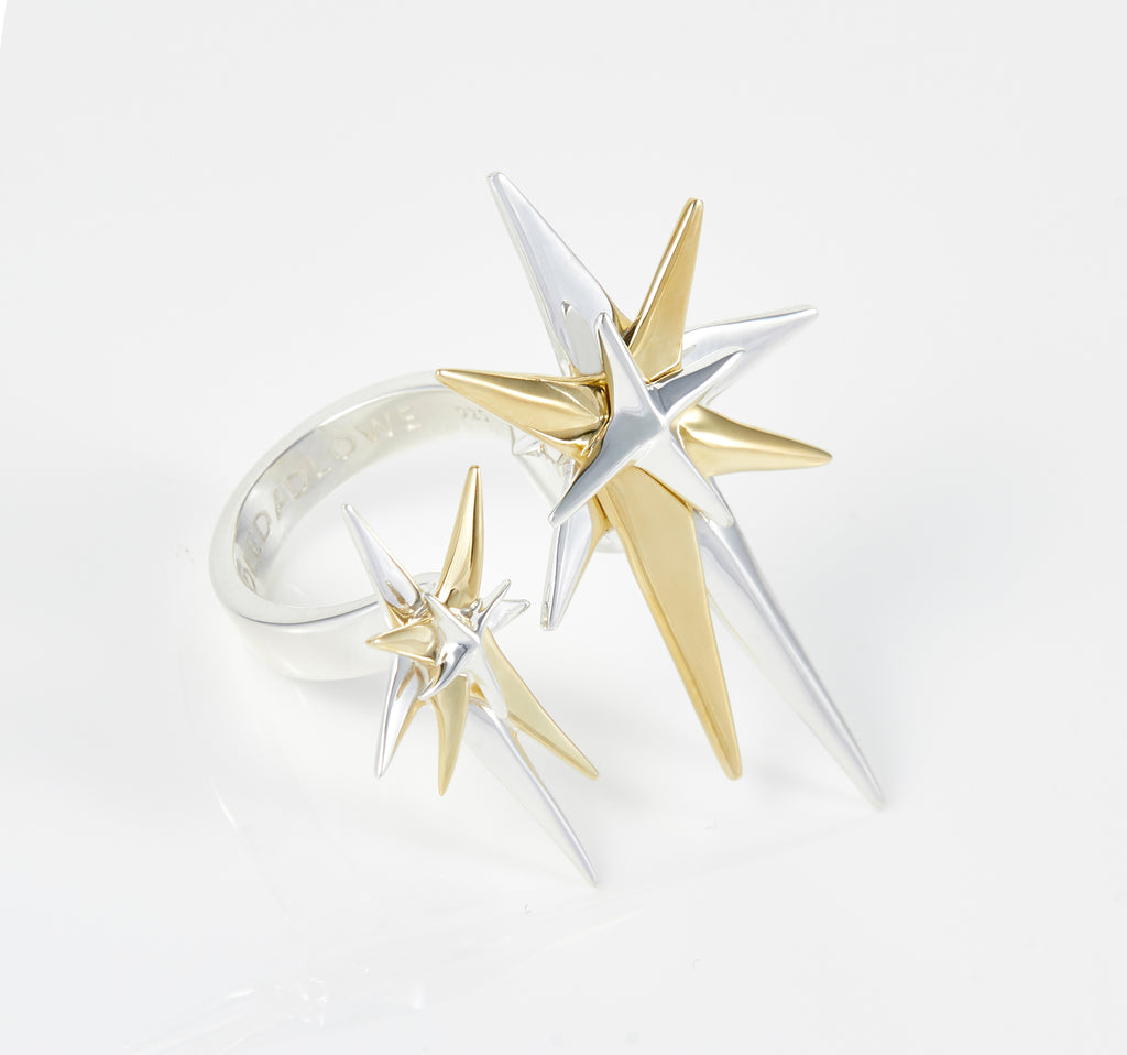 Celestial Duo Ring