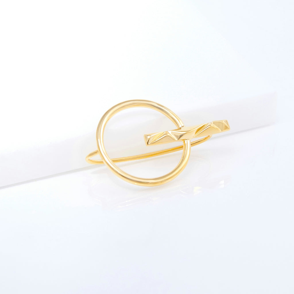 orbit ear cuff