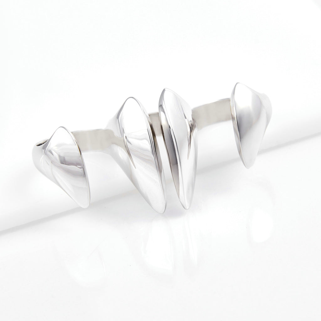 swarm knuckle ring