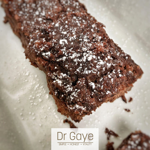 Grain-Free Vegan Chocolate Brownie Recipe