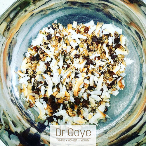 Homemade Oat-Free Granola Recipe