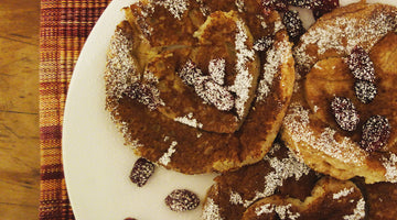 Buckwheat Pancakes for Mother's Day
