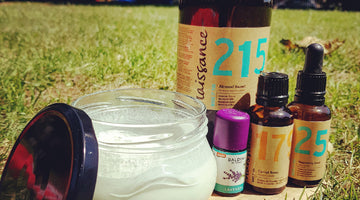 DIY All-Natural Sun Cream