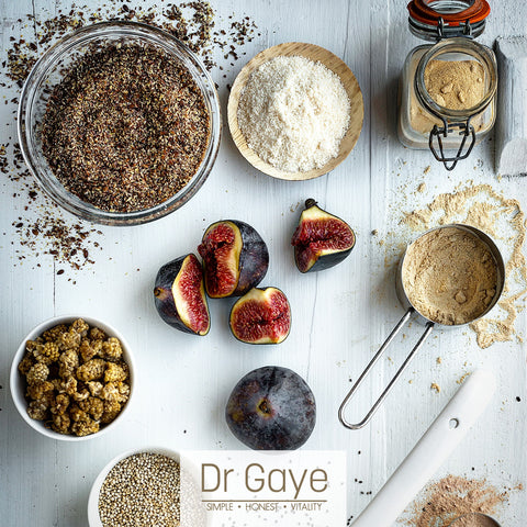 Celiac Awareness Month - Dr Gaye - gluten-free and grain free health foods