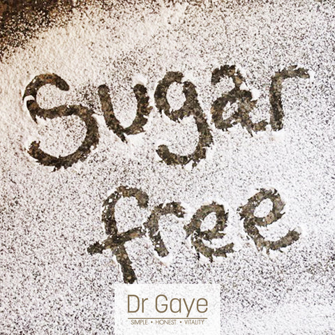 Sugar-Free February - Dr Gaye