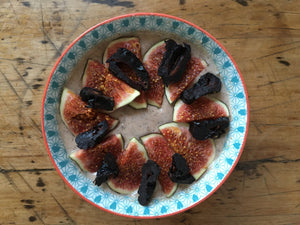 Dr Gaye Super-Blend - superfood blend - health food products - natural raw organic - gluten free porridge with figs