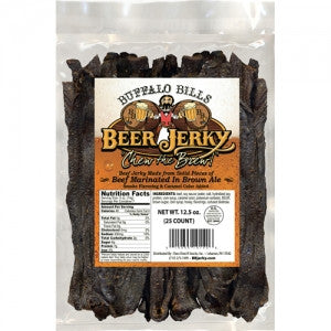 Premium Chew the Brew!, Beef Jerky, Jesse's Specialty Snacks & Gifts, Jesse's Specialty Snacks & Gifts - Jesse's Specialty Snacks & Gifts