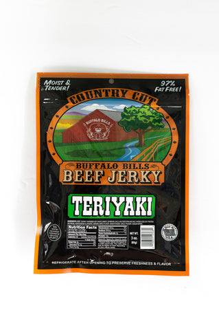 Country Cut 3oz (9 flavors), Beef Jerky, Jesse's Specialty Snacks & Gifts, Jesse's Specialty Snacks & Gifts - Jesse's Specialty Snacks & Gifts