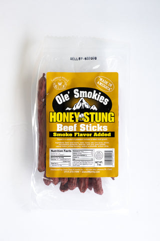 Ole' Smokies 7oz Packs (4 flavors), Ole' Smokies, Jesse's Specialty Snacks & Gifts, Jesse's Specialty Snacks & Gifts - Jesse's Specialty Snacks & Gifts