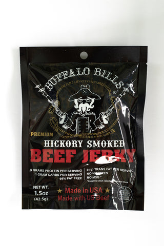 Premium Hickory Smoked Jerky (5 sizes), Beef Jerky, Jesse's Specialty Snacks & Gifts, Jesse's Specialty Snacks & Gifts - Jesse's Specialty Snacks & Gifts