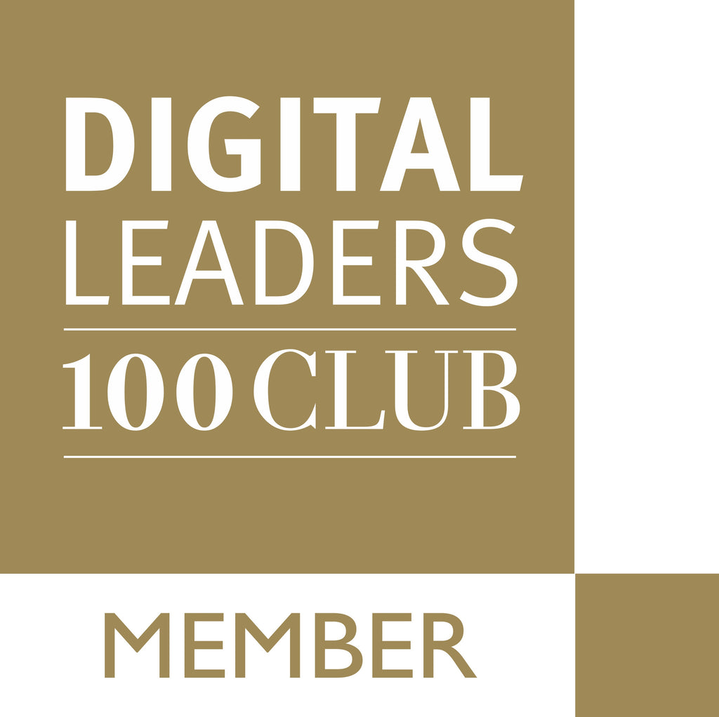 Finalist for Digital Leaders DL100 Cross-Sector Digital Collaboration of the Year