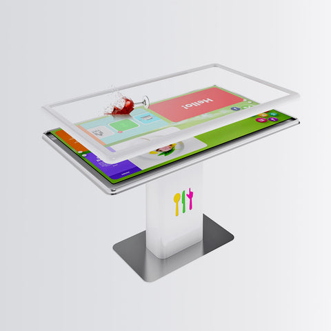 Alcove 'Touch Me' - Learning Disability Touch Therapy Screen