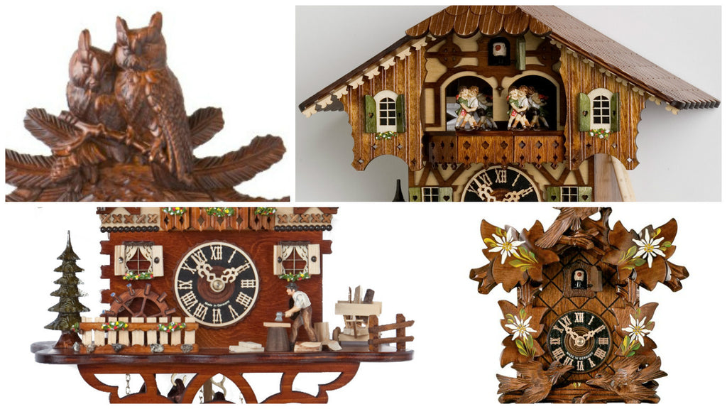 So What is a Black Forest Cuckoo Clock Anyway?