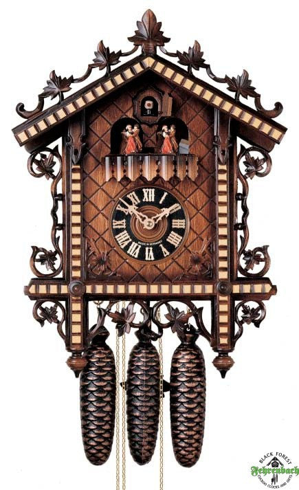 What is a Railroad Cuckoo Clock?