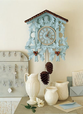 Cuckoo Clock used as Home Decor