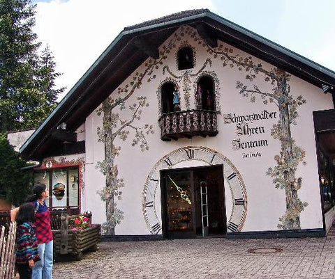 Drubba Cuckoo Clocks in the Black Forest