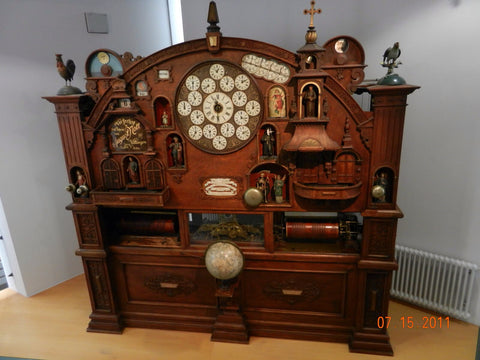German Clock Museum in Black Forest