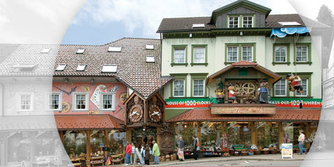 Black Forest House of 1000 Clocks