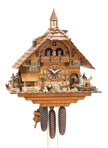 2013 Herr Black Forest Clock of the Year