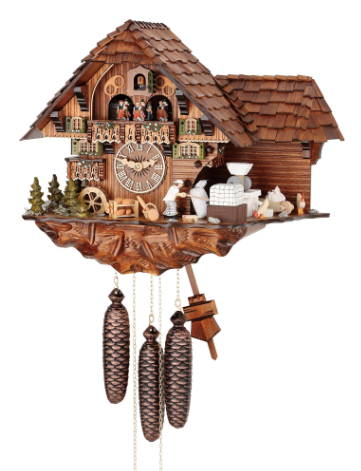 Herr 2011 Cuckoo Clock of the Year