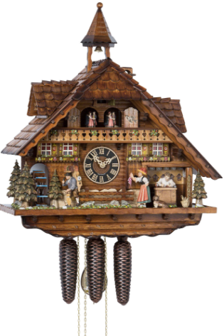 Hones 2006 Black Forest clock of the Year